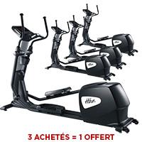 Vélo elliptique HEUBOZEN Pack Elliptique Génerator IV