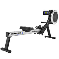 Rameur Training Rower Heubozen - Fitnessboutique