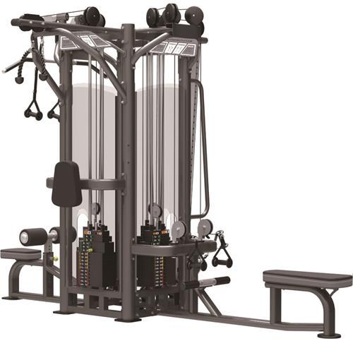 Appareil de Musculation Tour 4 Postes