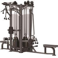 Appareil de musculation Tour 4 Postes Heubozen - Fitnessboutique