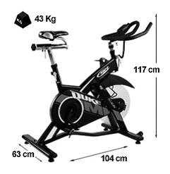 Bh fitness Duke Magnetic
