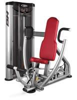 Poste Pectoraux et Épaules Bh fitness Seated Chest Press