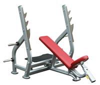 Poste pectoraux et épaules HIPOWER Incline Bench