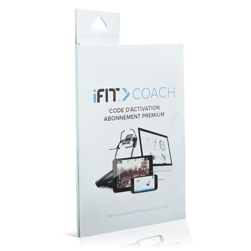 Coaching Abonnement iFit Coach - 1an IFit - Fitnessboutique