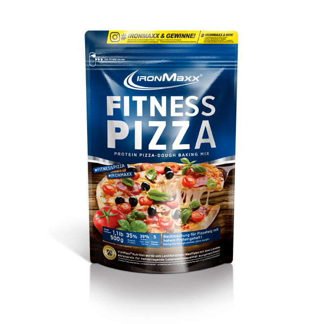 IronMaxx Fitness Pizza
