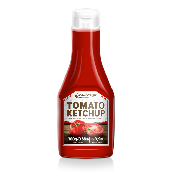 IronMaxx Sauce Ketchup