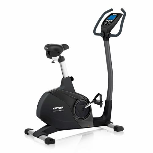 Vélo d'appartement E4 Black Kettler - Fitnessboutique