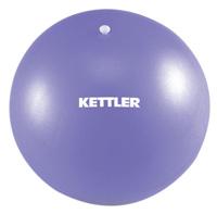 Médecine Ball et Balle lestée KETTLER Balle de Yoga Violet