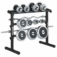 Support de rangement Kettler Range disques et Haltères