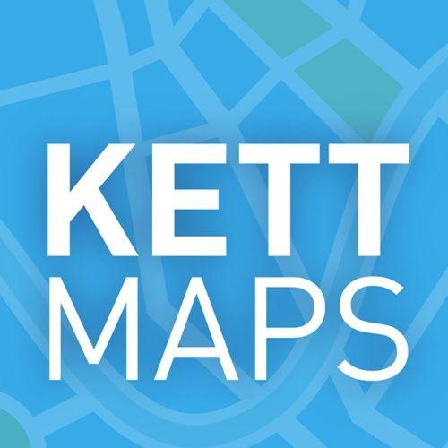 Kettler KETTMAPS App Life Time / A vie