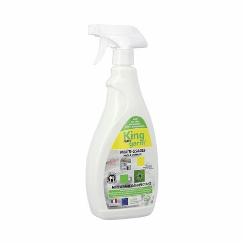 Entretien et Options King Germ' Nettoyant désinfectant - 750 ml