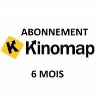 Coaching KINOMAP Abonnement 6 mois Kinomap