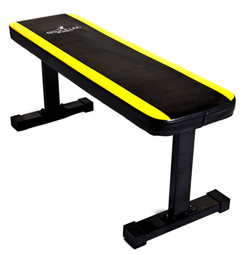 banc de musculation bruce lee banc plat signature. Black Bedroom Furniture Sets. Home Design Ideas
