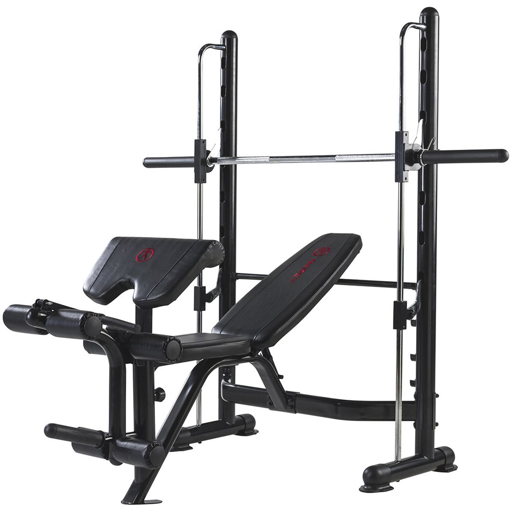 banc de musculation marcy eclips half cage rs 3000 fitnessboutique. Black Bedroom Furniture Sets. Home Design Ideas
