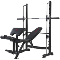 Banc de musculation MARCY Eclips Half Cage RS 3000