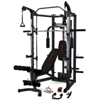 Appareil de musculation MARCY Eclipse Deluxe Cage RS 7000