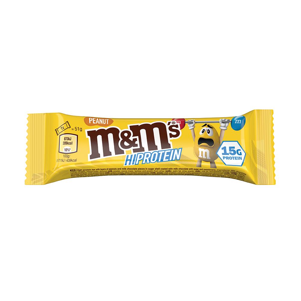 Mars M&M's Hi Protein