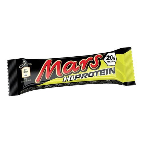 Barres protéinées Mars Mars Hi Protein
