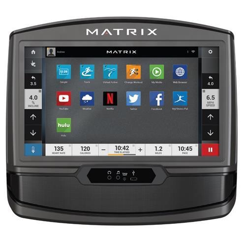 Fitness Matrix Console XIR
