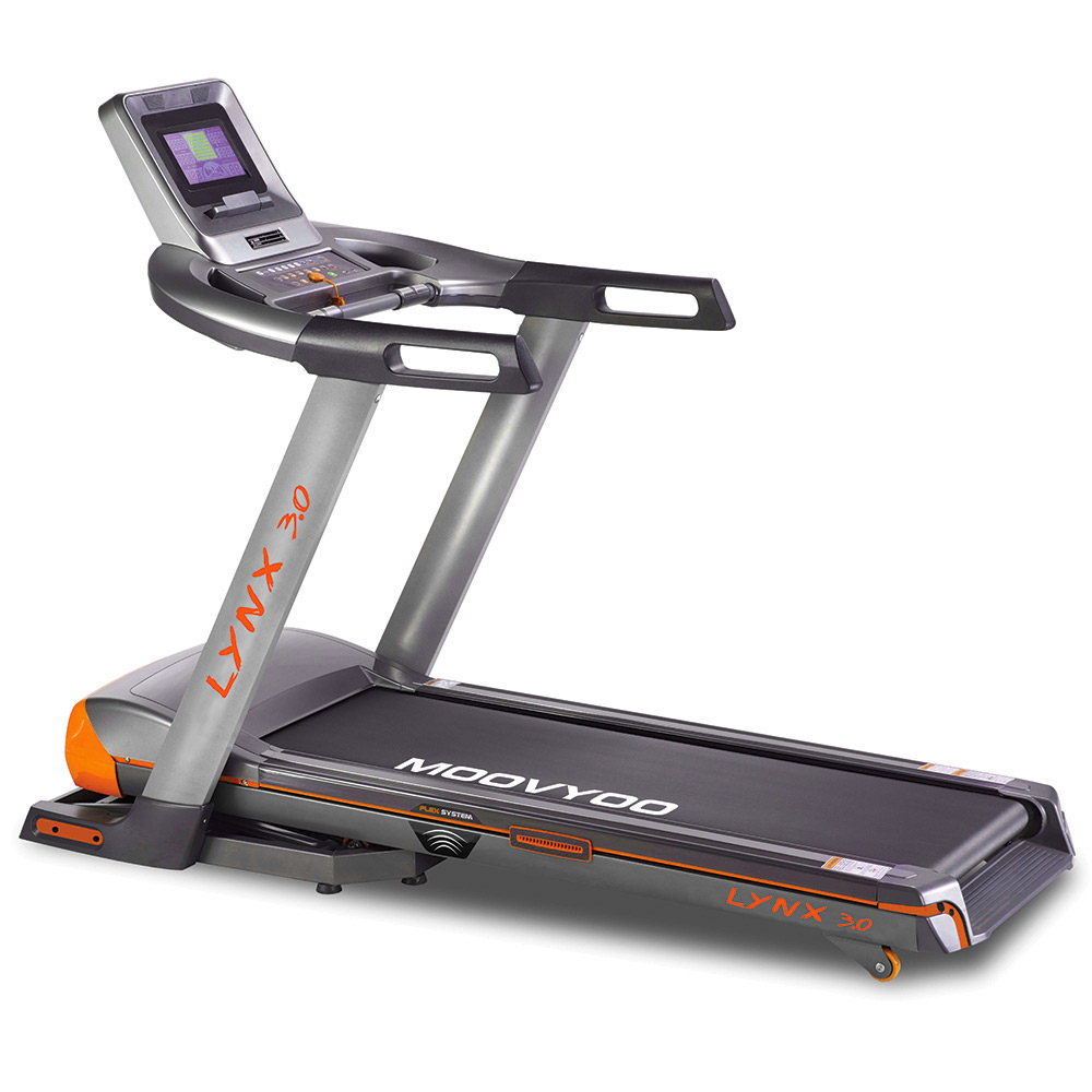 Tapis De Course Lynx 3 0 Moovyoo Fitnessboutique