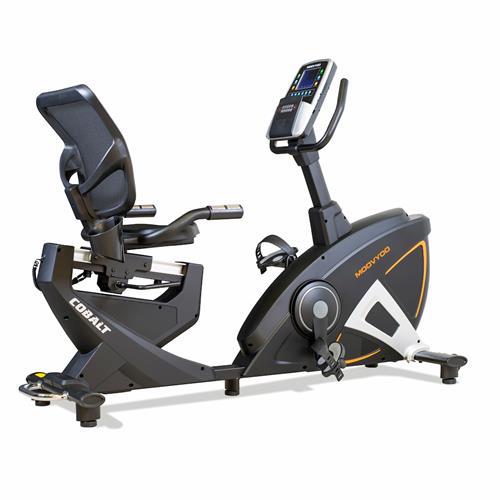 Vélo semi-allonge Cobalt Moovyoo - Fitnessboutique
