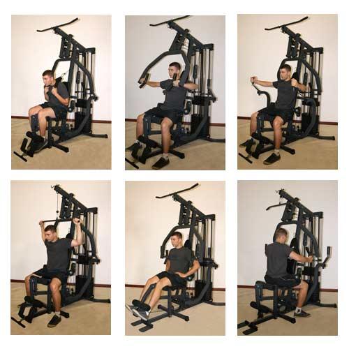 banc de musculation moovyoo carbon x press