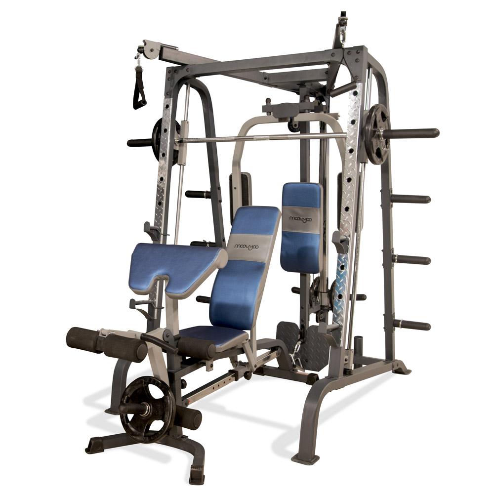 Smith Machine Smith Machine Cobra MOOVYOO - FitnessBoutique 288b82ff438