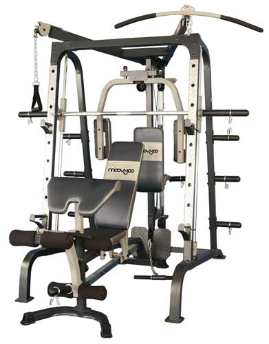 weider smith machine