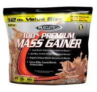 Prise de masse Muscletech 100% Premium Mass Gainer