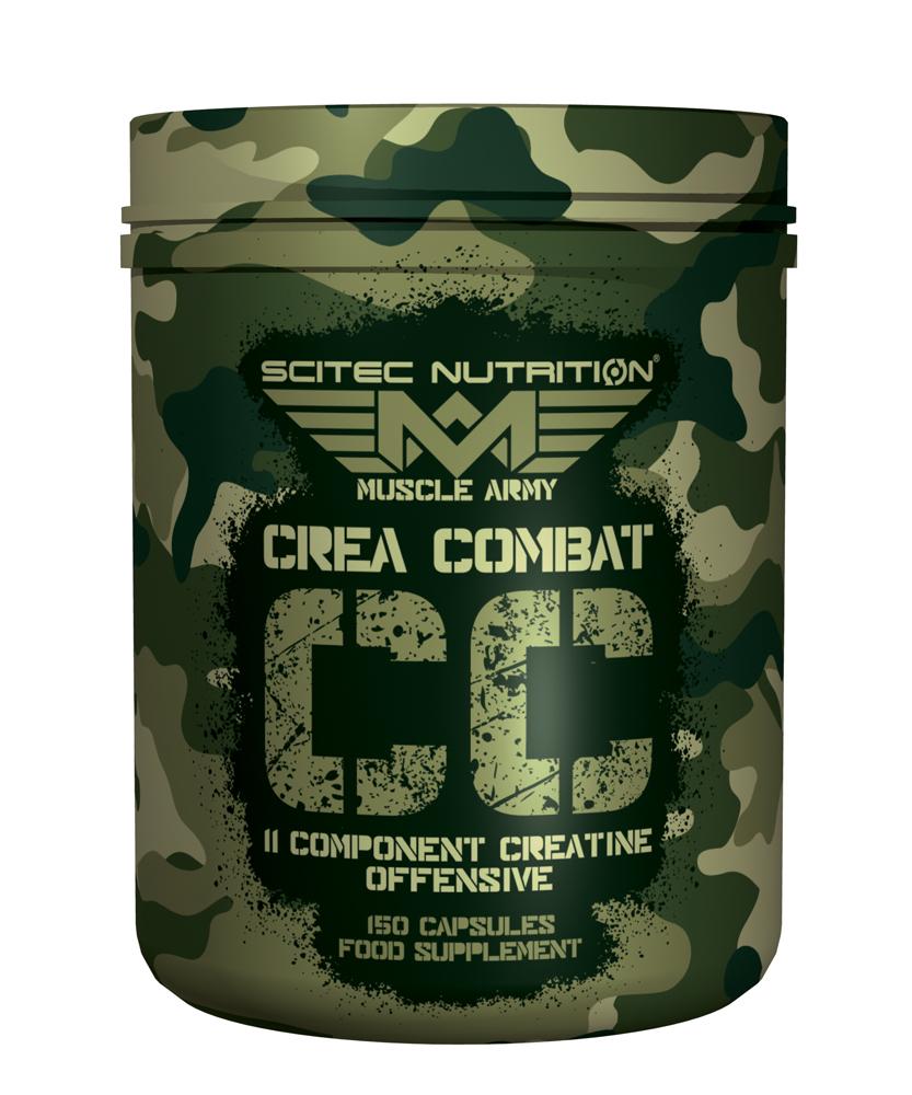 Créatines - Kre AlKalyn Scitec nutrition Crea Combat