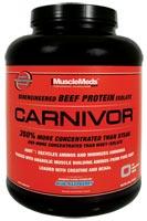 Protéines de sèche Carnivor