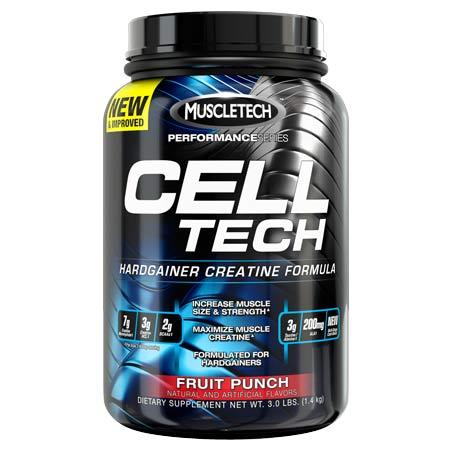 complexe Muscletech Cell Tech Performance Series