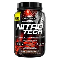 Whey protéine Muscletech Nitro Tech Performance Series