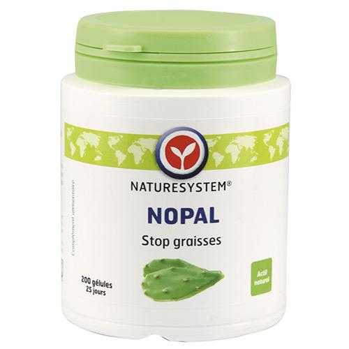 Brûleurs de graisse - NATURESYSTEM Nopal Stop Graisses