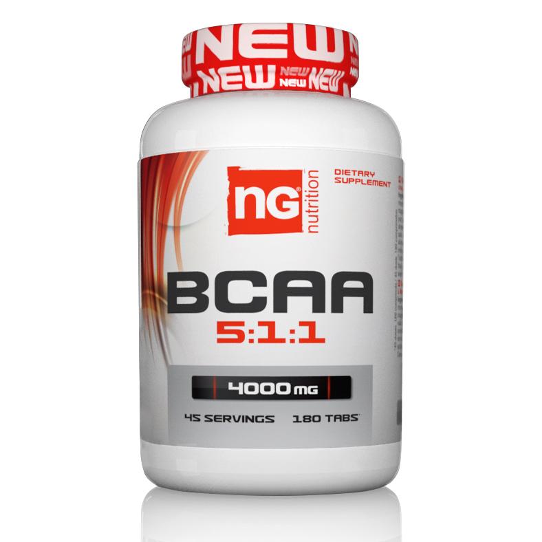 NG Nutrition BCAA 5 1 1