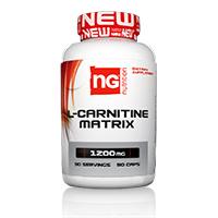 Sèche - Définition NG Nutrition L Carnitine Matrix