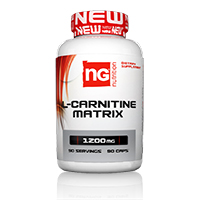 Sèche - Définition NGNUTRITION L Carnitine Matrix