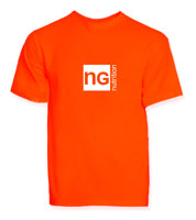 NG Nutrition Tee shirt NG Nutrition taille M