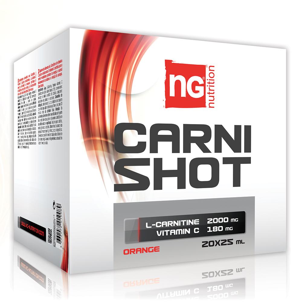 NG Nutrition Carni Shot