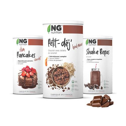 Encas Protéinés NG Nutrition Pack spécial NG - Le Pâques Minceur