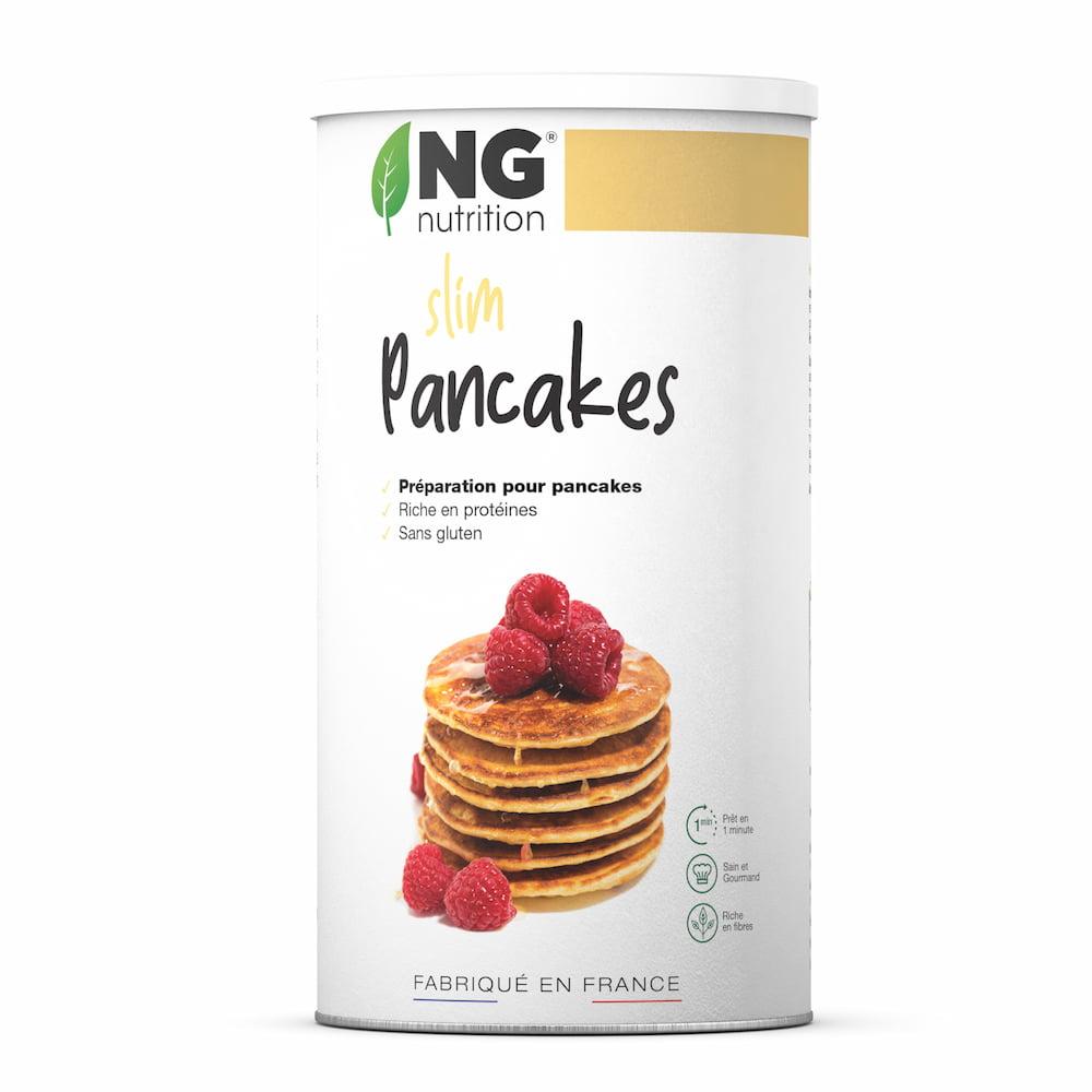 Détails NG Nutrition Slim Pancakes