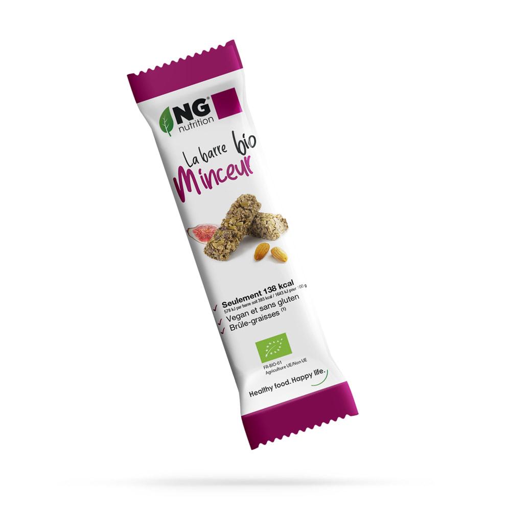 NG Nutrition La barre bio minceur