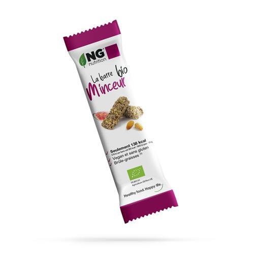 Barres protéinées NG Nutrition La barre bio minceur