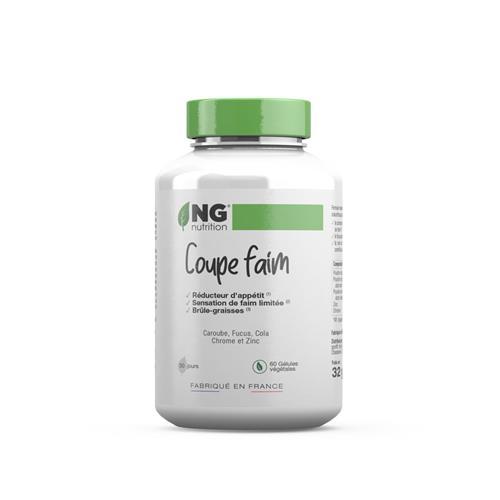 Contrôle d'Appétit NG Nutrition Coupe Faim
