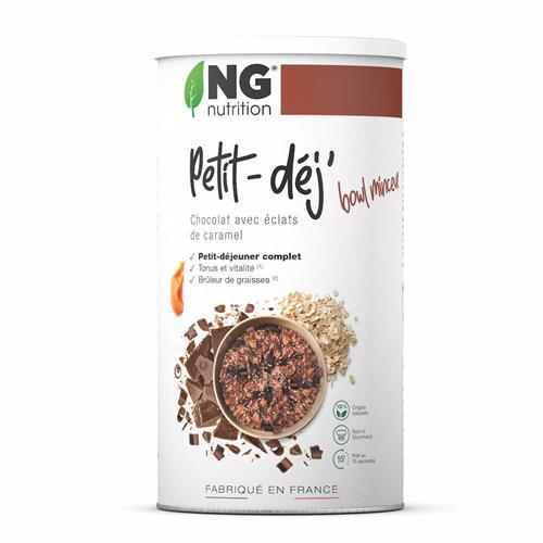 Granola, Muesli, Bowl NG Nutrition Petit-Déj bowl minceur
