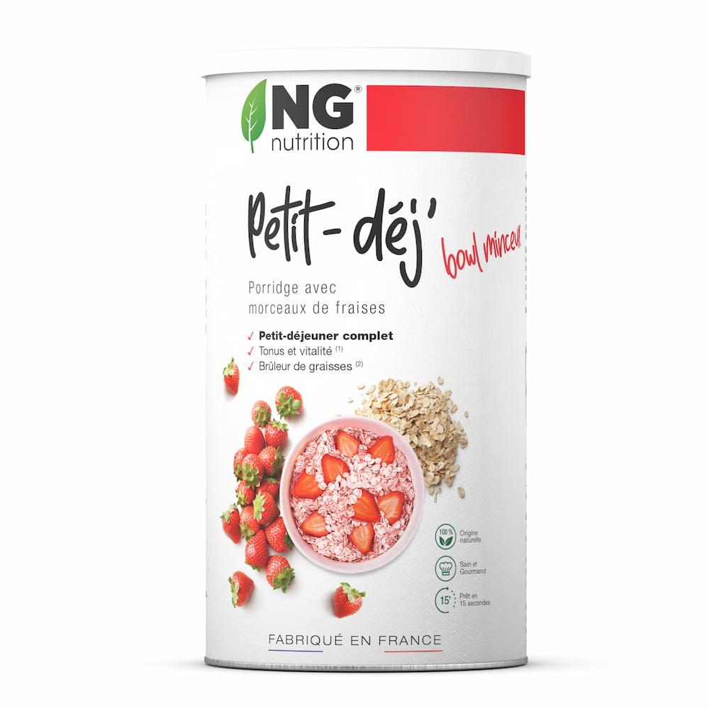 NG Nutrition Petit-déj bowl minceur