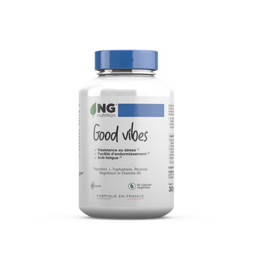 Santé et Bien-Être NG Nutrition Good vibes
