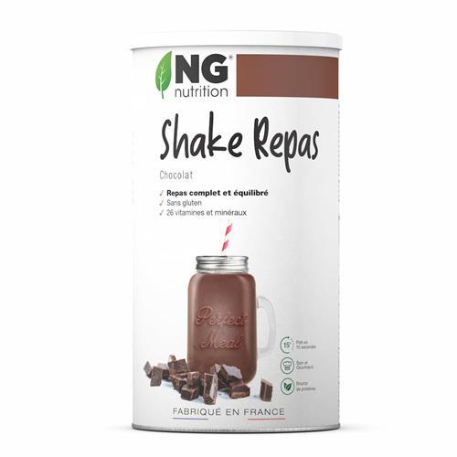 Substituts de Repas NG Nutrition Shake repas