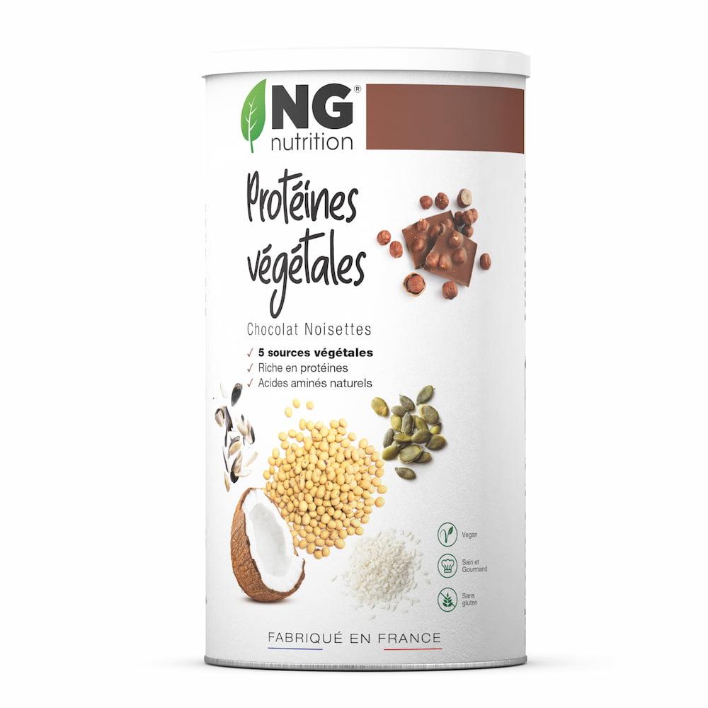NG Nutrition Protéines Végétales