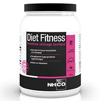 Protéines de sèche Diet Fitness